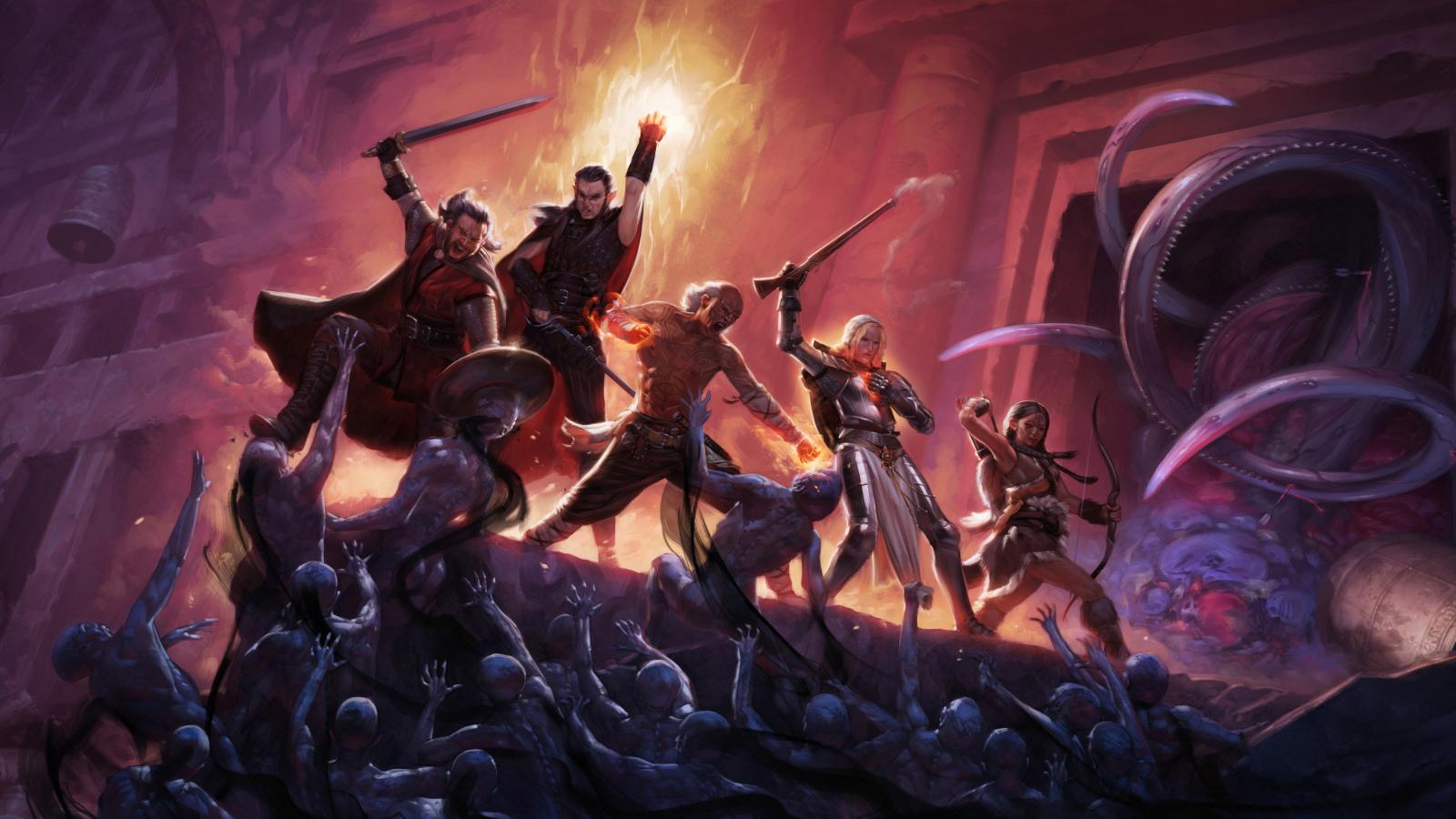 Versus Evil сложила руки: Switch-версия Pillars of Eternity перестанет получать обновления