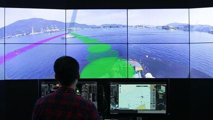 """Samsung Heavy продемонстрирует систему дистанционного управления большим судном"""""""