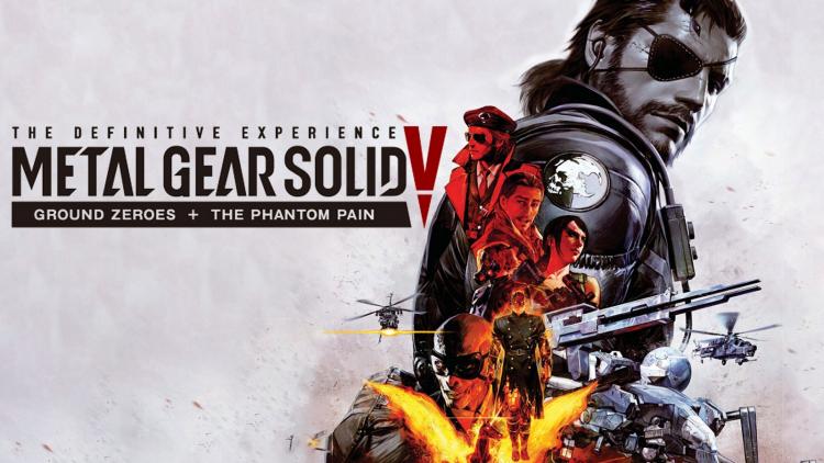 Патч получил и сборник Metal Gear Solid V: The Definitive Experience