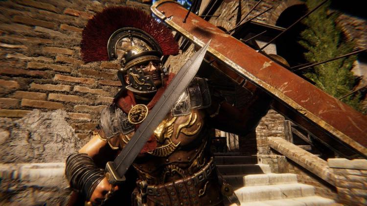 Видео: римские легионеры, покрытые кровью врагов, в первом тизере We are Legion: Rome