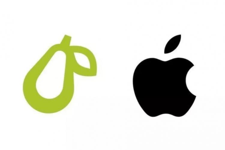 Apple и Prepear урегулировали вопрос об использовании логотипа в виде груши