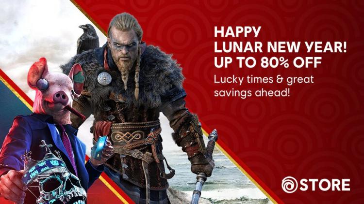 Assassin's Creed Valhalla, Anno 1800 и другие игры со скидками до 80 %: в магазине Ubisoft началась новая распродажа