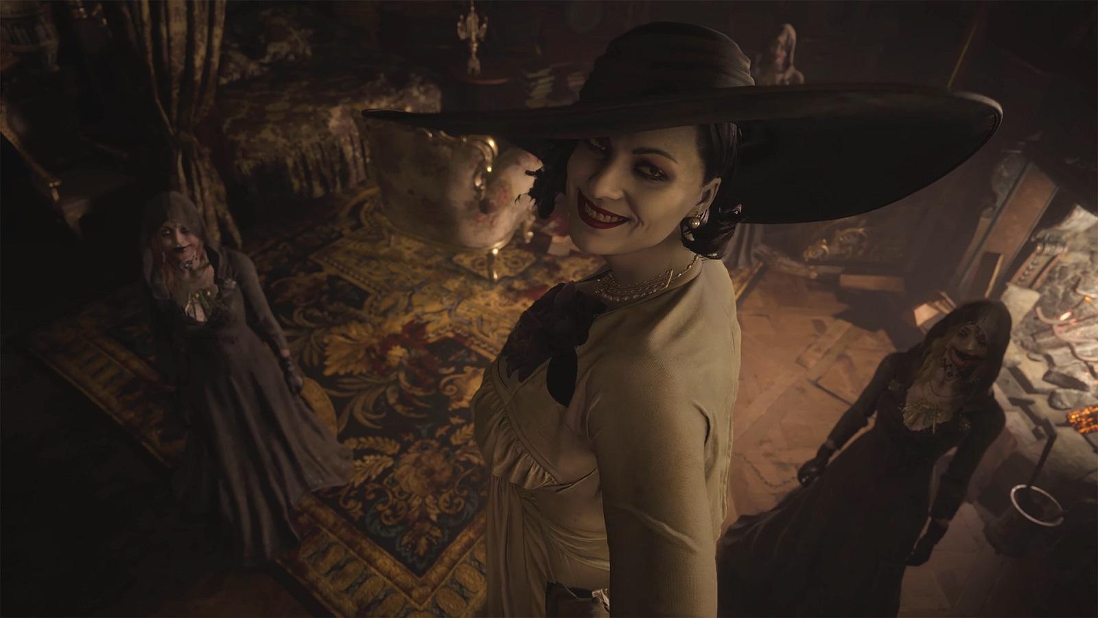 «Хочу, чтобы она гонялась за мной»: разработчик Resident Evil Village рассказал о создании леди Димитреску и реакции фанатов