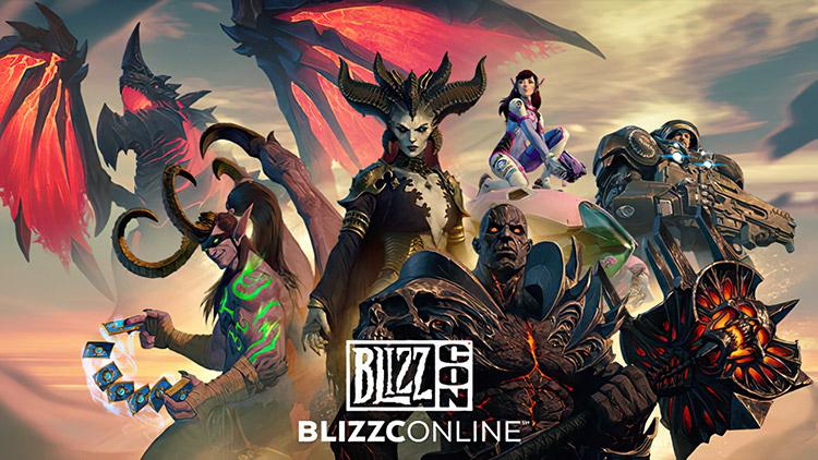 Расписание конференции BlizzConline обещает много интересного 20–21 февраля