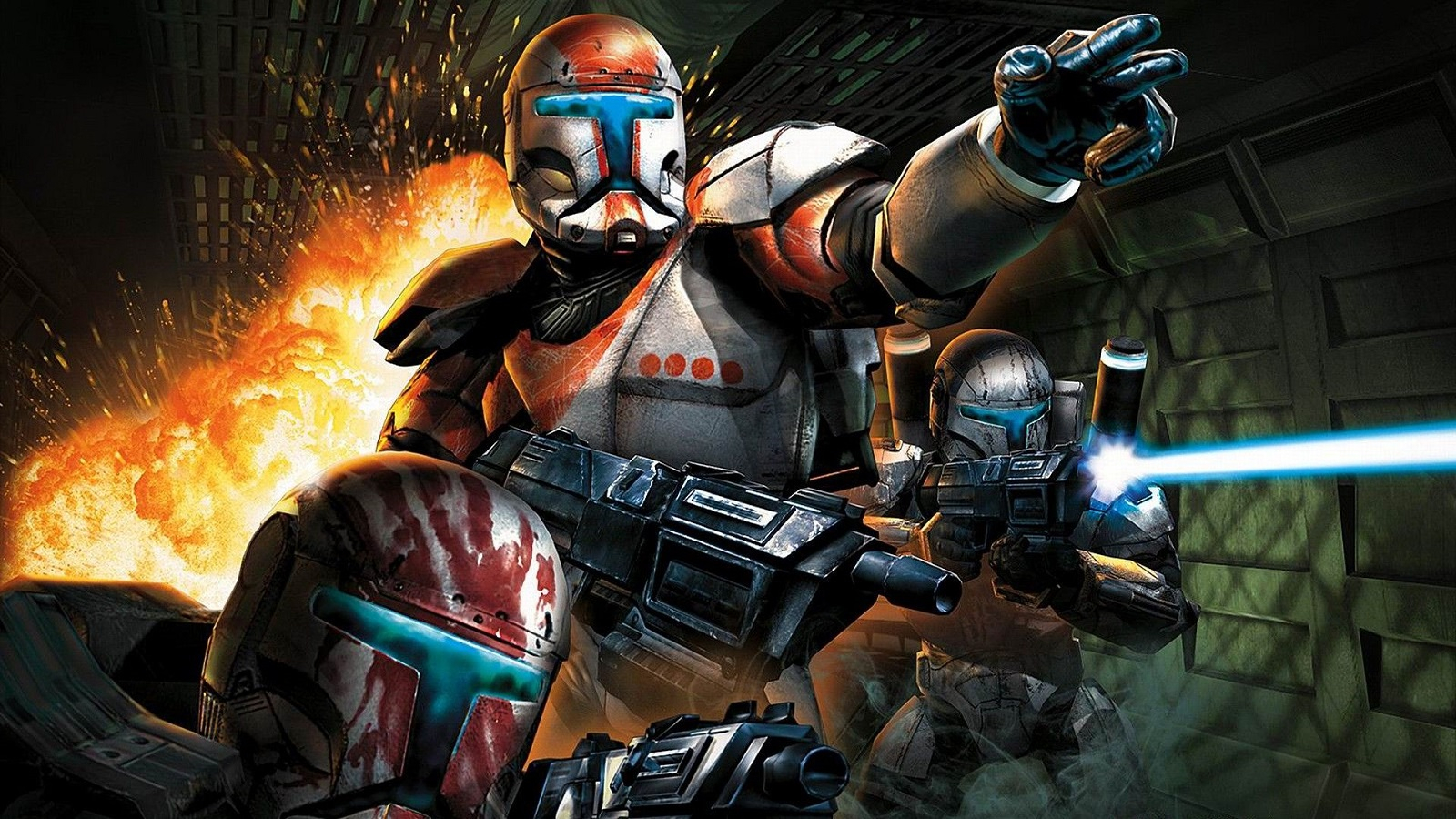 Утечка: тактический шутер Star Wars: Republic Commando получит переиздание как минимум на Switch