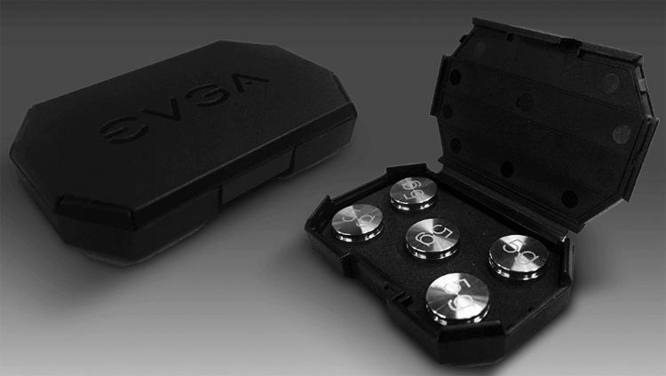 """Представлена игровая мышь EVGA X17 с системой регулировки массы и сенсором на16 000 DPI"""""""