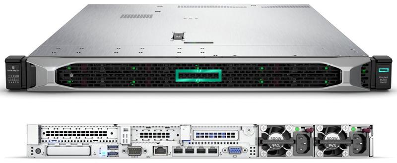 HPE ProLiant DL360 (10-ое поколение)
