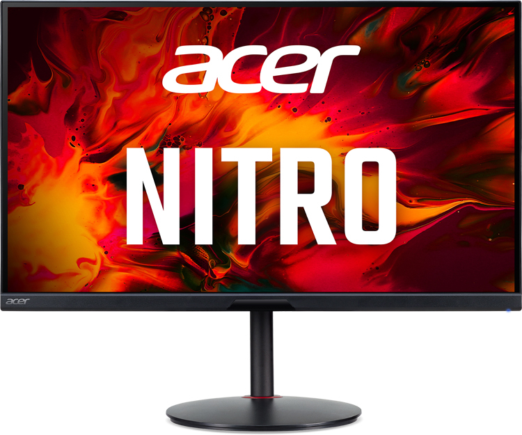 Acer introduced Nitro XV2 gaming monitors with AMD FreeSync Premium support and up to 270 Hz