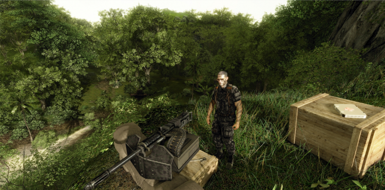 Энтузиаст выпустил демоверсию оригинальной Far Cry на движке Crysis