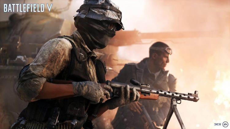 Подразделение DICE в Лос-Анджелесе создаёт новую Battlefield, но не уточняется, какую именно
