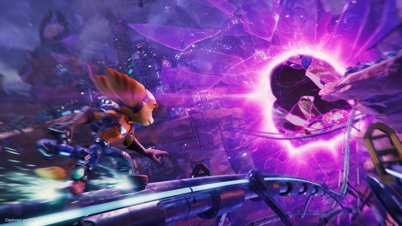 Ratchet & Clank: Rift Apart выйдет 11 июня  предзаказы начинаются от 5499 рублей