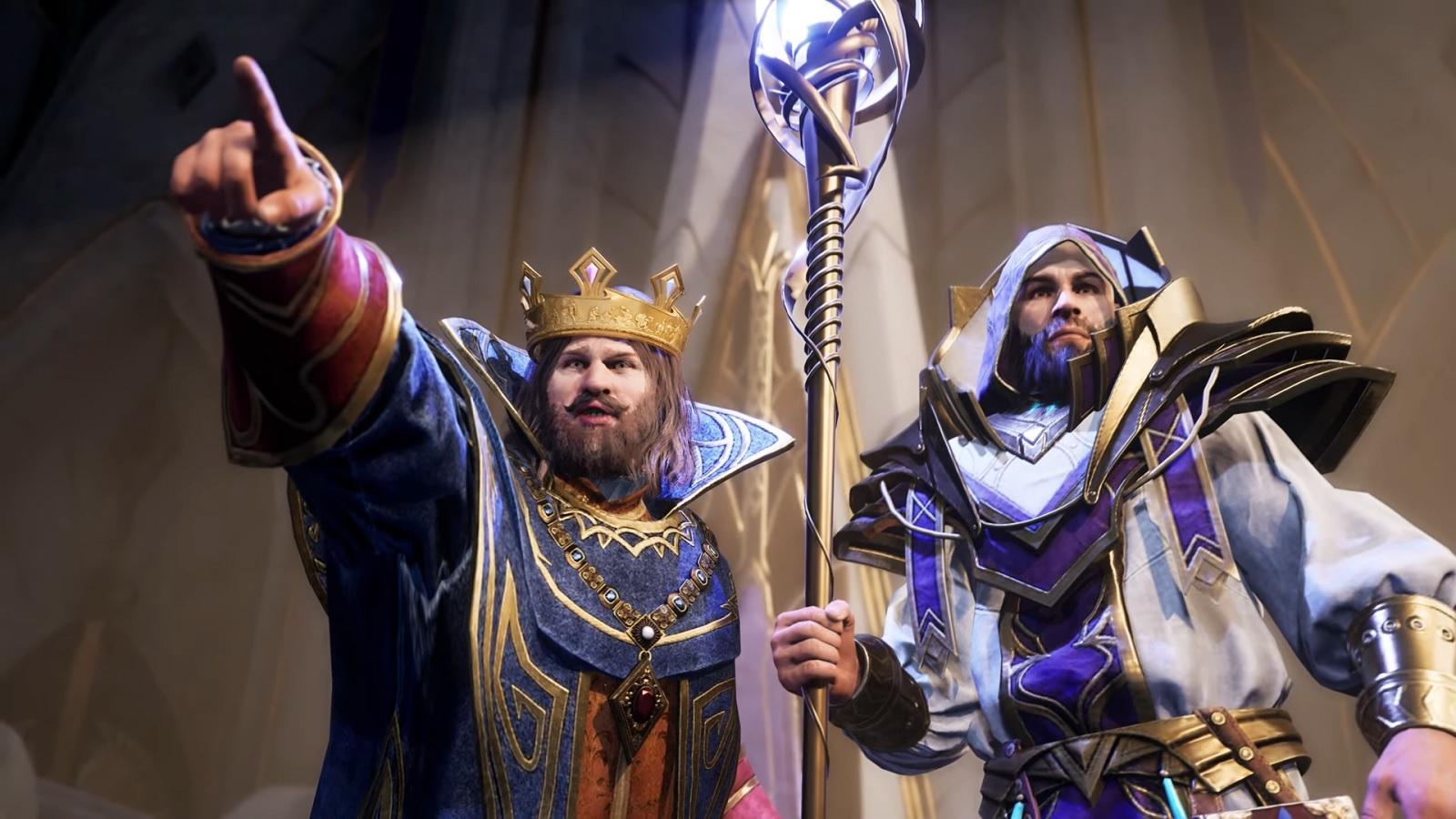 Релиз фэнтезийной ролевой игры King's Bounty II снова перенесли — теперь на 24 августа