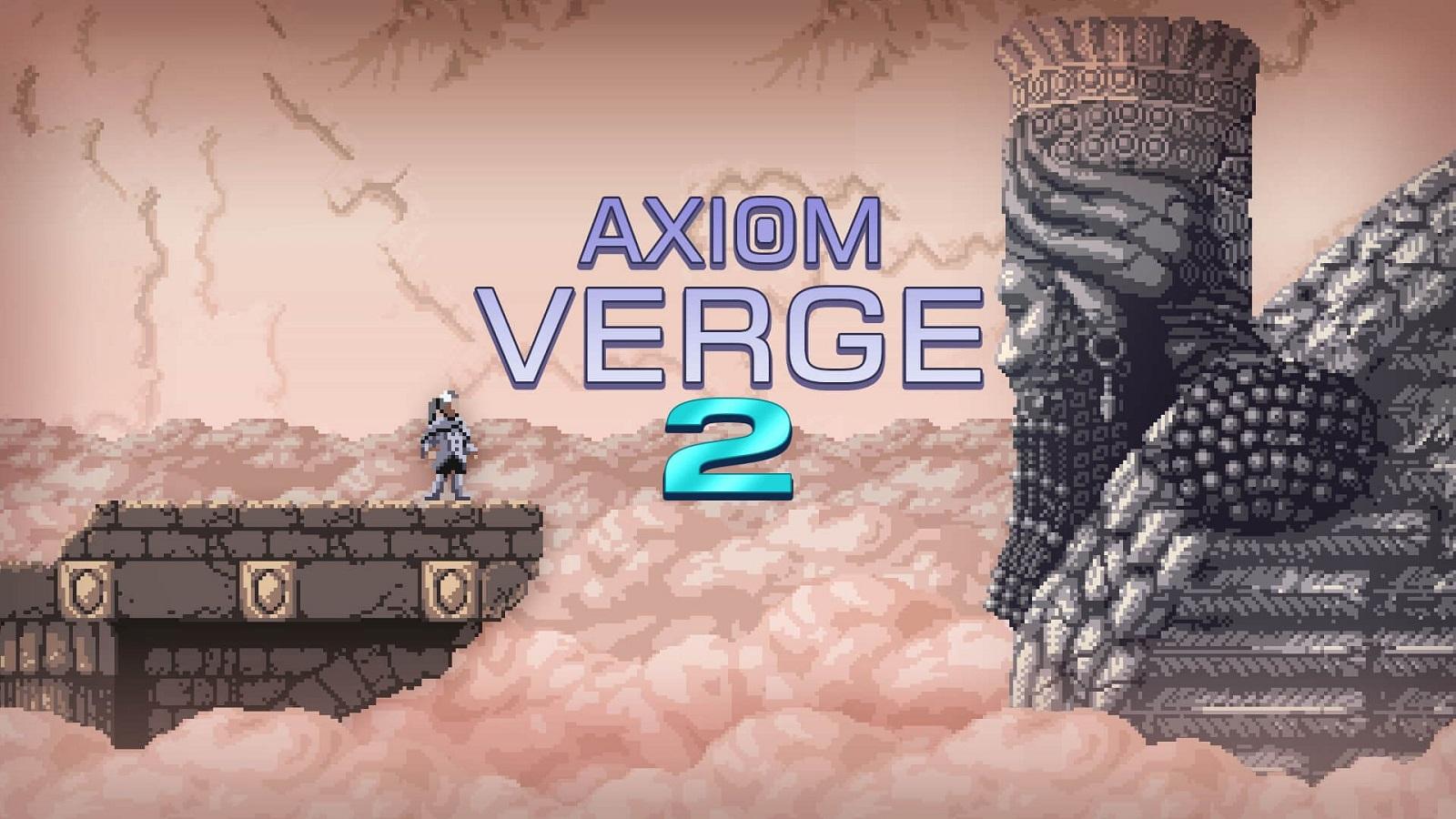 ПК-версия метроидвании Axiom Verge 2 оказалась временным эксклюзивом Epic Games Store