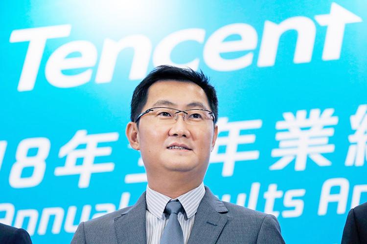 Пони Ма (Kin Cheung/Associated Press)