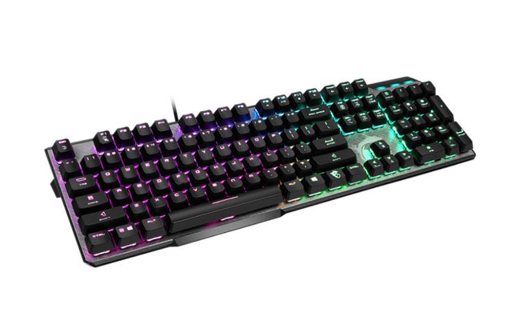 [Предложение к 23 февраля] Игровой комплект из клавиатуры MSI GK50 ELITE и игровой мыши MSI Clutch GM20 Elite