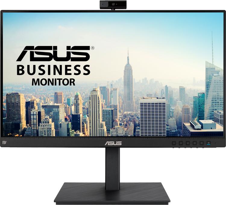 ASUS представила монитор BE24EQSK со встроенной поворотной веб-камерой