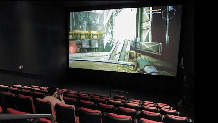 Кинотеатры начали сдавать залы геймерам, чтобы выжить во время пандемии