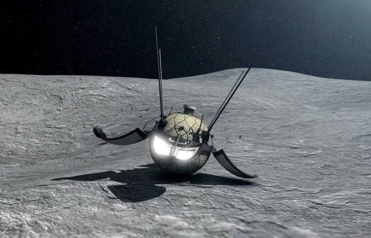 """Первое в истории мягкое прилунение: «Роскосмос» опубликовал рассекреченные документы миссии «Луна-9» 1966 года"""""""
