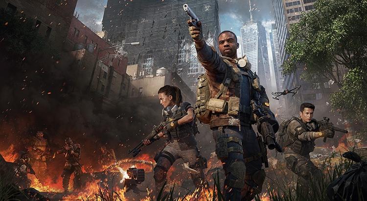 Ubisoft передумала: в этом году The Division 2 получит новый контент