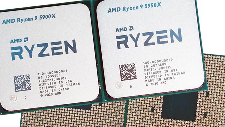 """Сборщик ПК пожаловался на уровень брака в Ryzen 5000: 6 % новых процессоров вообще не работает"""""""