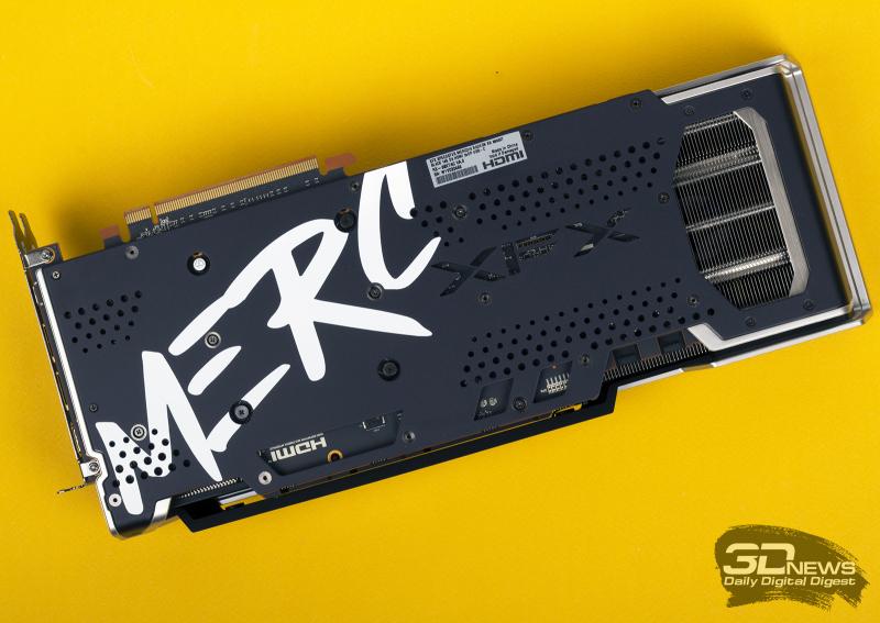 Обзор видеокарты XFX Speedster MERC 319 Radeon RX 6800 XT: открыть, прочитать, пустить скупую мужскую слезу