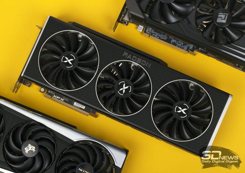 XFX Speedster MERC 319 Radeon RX 6800 XT