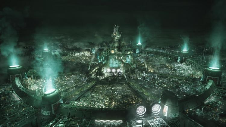 События первого эпизода ремейка Final Fantasy VII ограничиваются пределами Мидгара