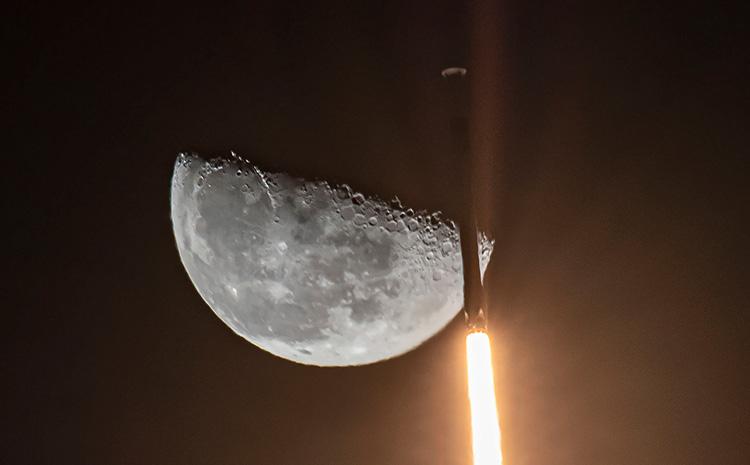 SpaceX запустила очередные 60 спутников Starlink, но потерпела неудачу с возвратом ракеты