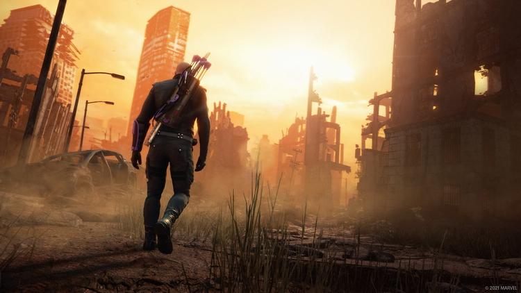 Marvels Avengers выйдет на PS5, Xbox Series X и S, а Хоукай отправится в будущее 18 марта