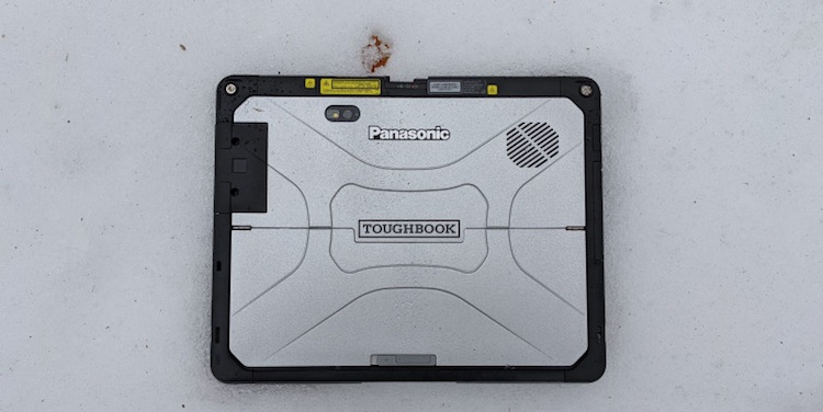 "Panasonic представила защищённый Windows-планшет Toughbook 33 на Intel Comet Lake за $5500"""