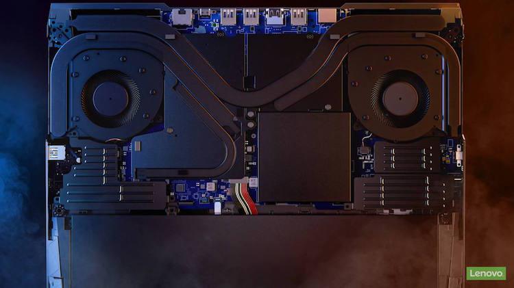 Lenovo представила в России обновлённые игровые ноутбуки Legion — только Ryzen 5000 и RTX 3000