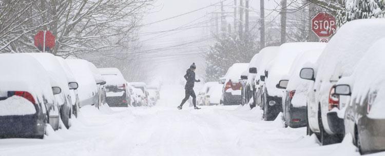 О погоде в Сиеттле, штат Вашингтон. Источник изображения: David Ryder/Getty Images