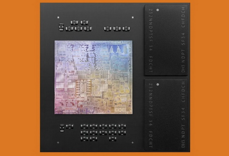 Процессор Apple M1