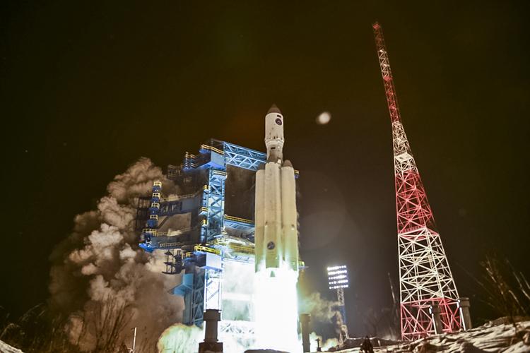 """Тяжёлую ракету «Ангара-А5» в этом году должны впервые запустить с полезной нагрузкой"""""""