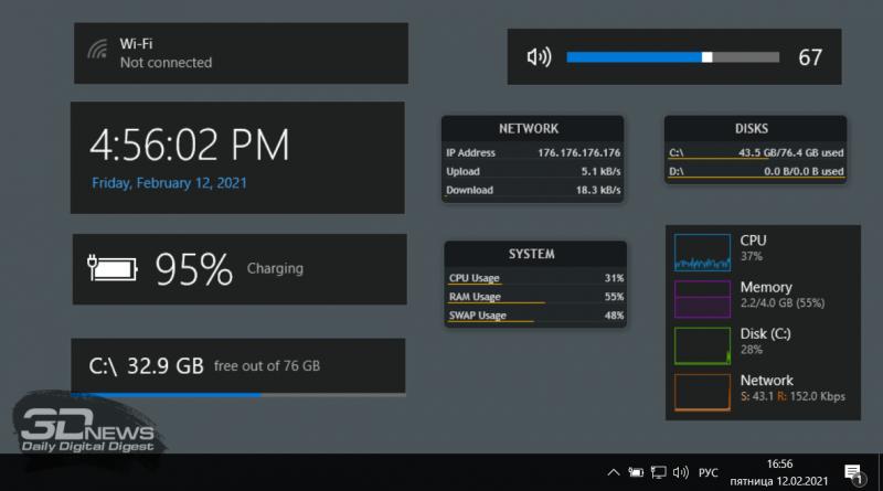 Проще простого: тюнингуем и улучшаем интерфейс Windows 10