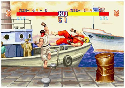 Второй хрестоматийный прием Рю и Кена из SF — «шорюкен», он же Dragon Punch, он же апперкот в прыжке