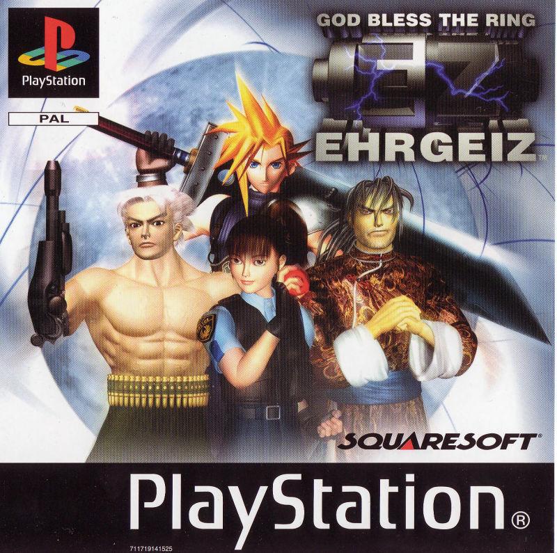 Ehrgeiz вдобавок запомнилась персонажами Final Fantasy VII в ростере (списке бойцов)