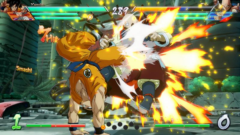 После DB: Xenoverse и Ultimate Ninja Storm смело переходите к более основательной Dragon Ball FighterZ от Arc System Works