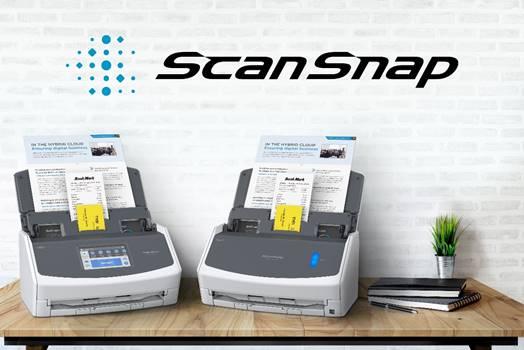 В России представлены сканеры Fujitsu ScanSnap iX1400 и ScanSnap iX1600