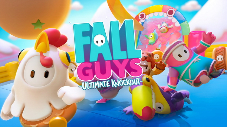 Этим летом Fall Guys: Ultimate Knockout выйдет ещё и на консолях Xbox