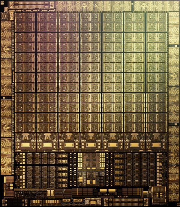 Архитектура графического процессора GA102
