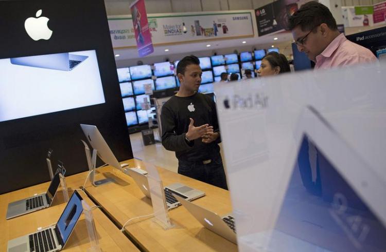 """Apple планирует запустить сборку iPad в Индии, но для этого просит увеличить объём стимулирования"""""""