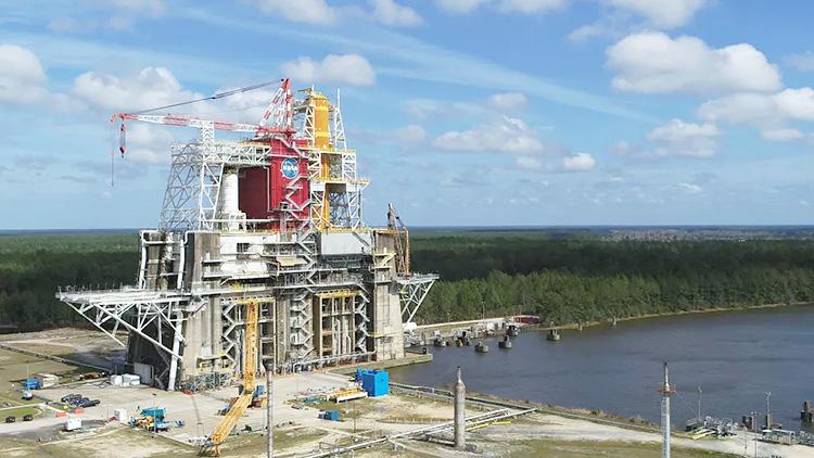 Повторное испытание двигателя сверхтяжёлой ракеты NASA SLS состоится 25 февраля