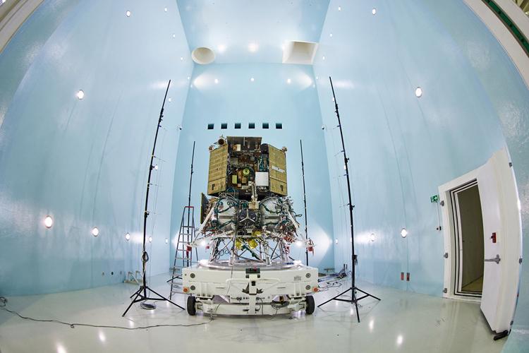 """Автоматическая станция «Луна-25» прошла важный этап испытаний"""""""