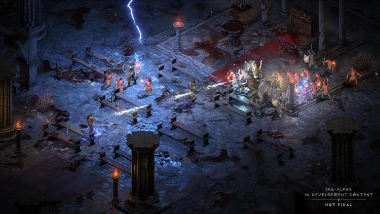 """Системные требования Diablo II: Resurrected оказались далеки от оригинальной игры"""""""