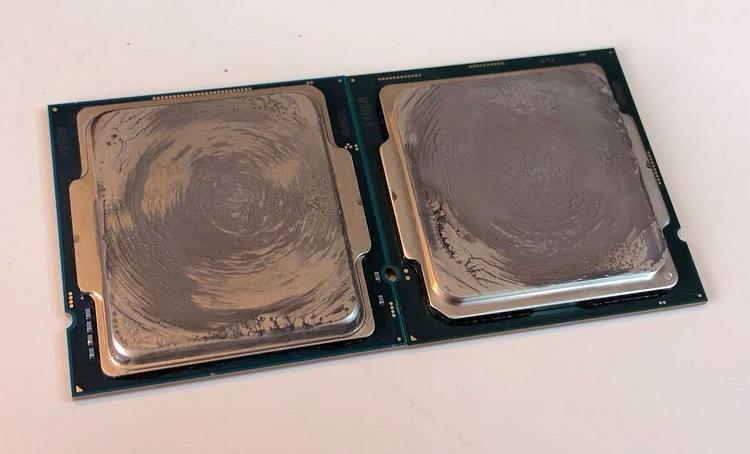 Образец Core i7-11700 проиграл Ryzen 7 5800X в тестировании как в играх, так и в приложениях