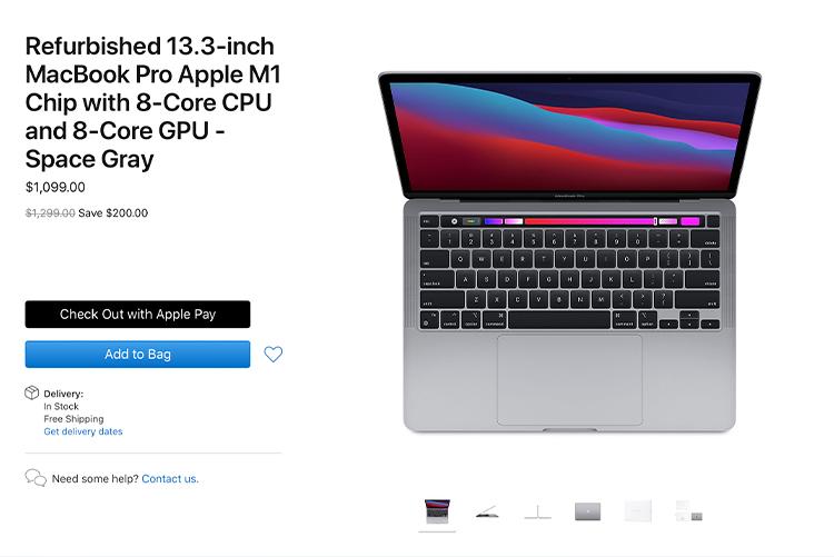 Скриншот с официального сайта Apple