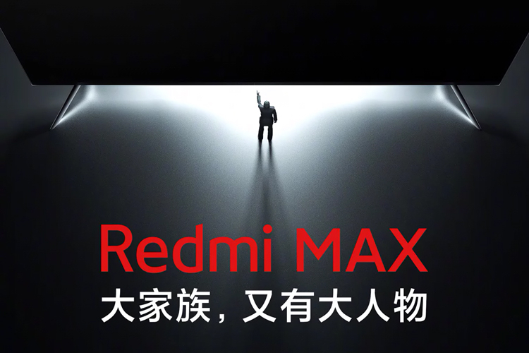 Xiaomi вскоре представит гигантский смарт-телевизор Redmi TV Max