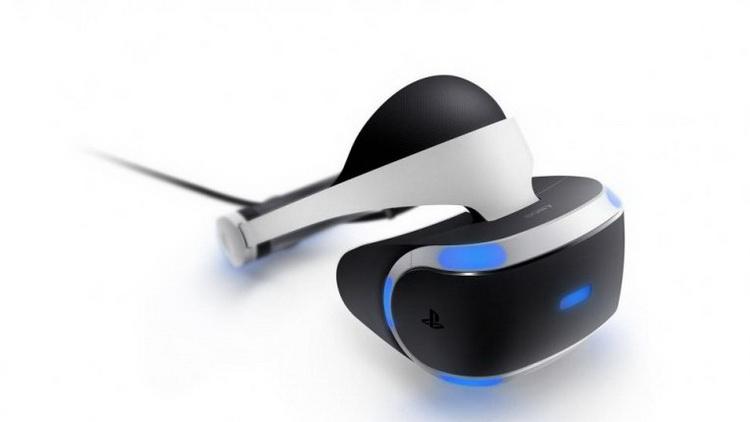 PlayStation VR текущего поколения