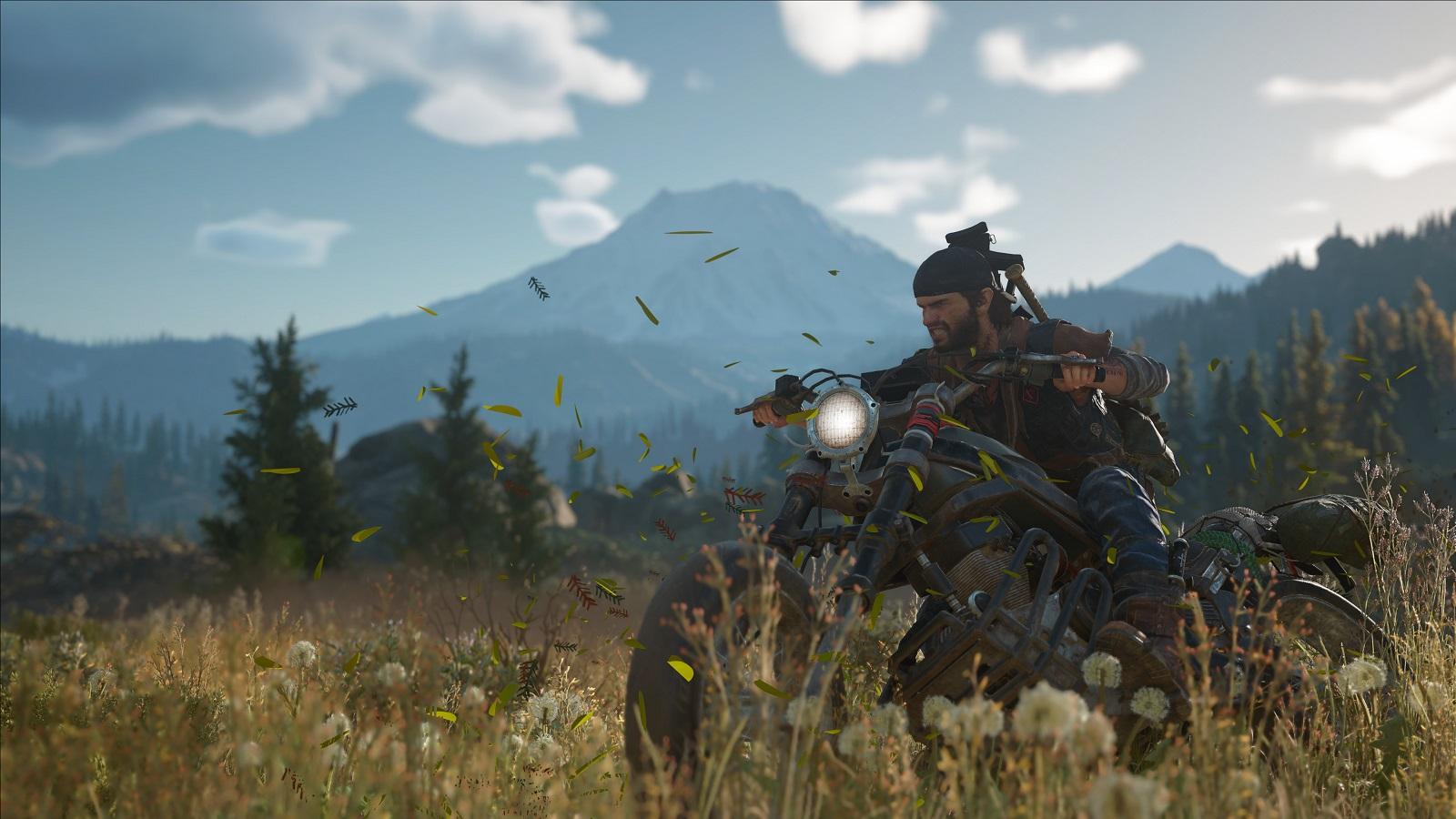 В Steam появилась страница Days Gone: системные требования, скриншоты и технические особенности